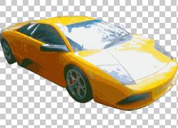 跑车兰博基尼Gallardo车辆,兰博基尼PNG剪贴画汽车,运输方式,车辆