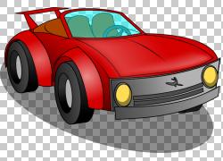 跑车兰博基尼Murcixe9lago,Red Car的PNG剪贴画紧凑型轿车,敞篷车