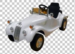 跑车古董车模型车玩具,白色赛车PNG剪贴画汽车事故,赛车,老式汽车