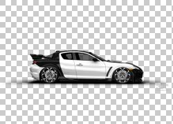 跑车合金轮中型车汽车,汽车PNG剪贴画紧凑型汽车,汽车,性能汽车,