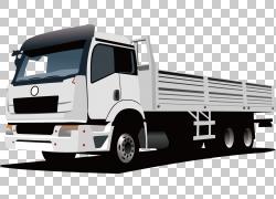 皮卡车汽车油罐车,大卡车PNG剪贴画货运,卡车,运输方式,货物,大本