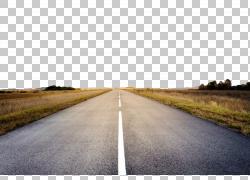 汽车公路旅行,水泥路,草PNG剪贴画之间的柏油路角度,驾驶,服务,景