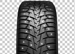 汽车冰岛雪轮胎胎面,轮胎PNG剪贴画冬季,单色,汽车,运输,汽车部分