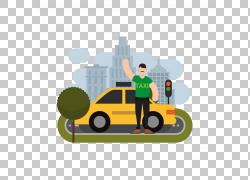 汽车出租车软件,出租车司机PNG剪贴画其他,卡通,车辆,产品,出租车