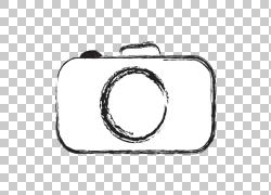 汽车白色字体,相机素描PNG剪贴画白色,矩形,徽标,汽车,黑色,运输,