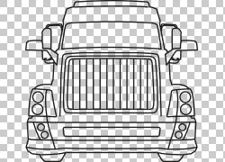 汽车白色汽车设计运输,卫星卡车的PNG剪贴画角,白色,家具,矩形,汽
