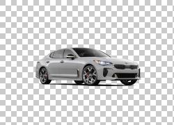 汽车2018起亚Stinger豪华车辆运动型多功能车,起亚PNG剪贴画紧凑