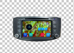 汽车福特导航DVD,长舒适移动DVD导航一体机PNG剪贴画电子,汽车,导