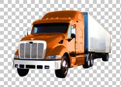 汽车半挂车卡车彼得比尔特卡车司机,卡车PNG剪贴画货物运输,驾驶,