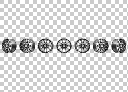 汽车Autofelge合金轮毂轮毂沃尔沃,汽车PNG剪贴画单色,汽车,车辆,