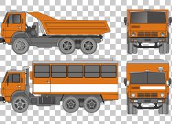 汽车卡车欧几里德,卡车土方车辆PNG剪贴画紧凑型汽车,货运,卡车,