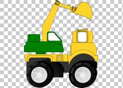 汽车卡车玩具,施工设备PNG剪贴画卡车,汽车,运输方式,运输,车辆,