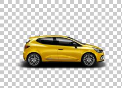 汽车Clio雷诺运动车两厢车,雷诺PNG剪贴画紧凑型汽车,汽车,超小型