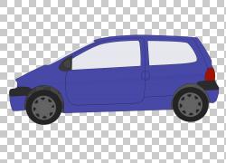 汽车,汽车PNG剪贴画紧凑型汽车,蓝色,汽车,运输方式,超小型汽车,