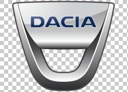 汽车Dacia汽车DACIA Sandero雷诺,汽车PNG剪贴画商标,标志,汽车,