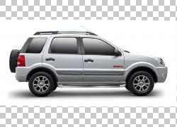汽车紧凑型越野车福特EcoSport,快递材料PNG剪贴画紧凑型汽车,汽