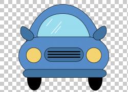 汽车,汽车独自的PNG剪贴画蓝色,汽车,卡通,运输,鼻子,版税免费,网