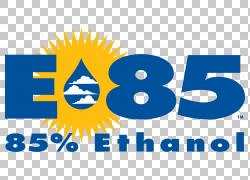 汽车E85灵活燃料汽车乙醇燃料汽油,天然气PNG剪贴画蓝色,文字,标
