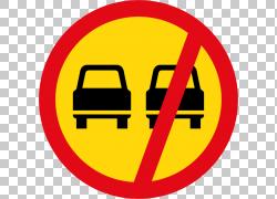 汽车掉头交通标志超车监管标志,禁止PNG剪贴画驾驶,文本,警告标志