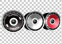 汽车合金轮技术汽车轮系统,涡轮PNG剪贴画汽车,汽车低音炮,运输,