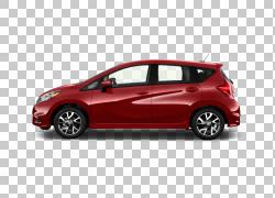 汽车本田日产Versa丰田Vitz,日产PNG剪贴画紧凑型轿车,轿车,汽车,