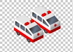 汽车救护车,救护车元素PNG剪贴画运输方式,卡通,车辆,医药,医院,