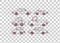 汽车绘图欧几里得,汽车艺术品PNG剪贴画棕色,汽车,矩形,老式汽车,