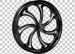 汽车合金轮辐辐自行车车轮,轮辋PNG剪贴画自行车,汽车,摩托车,定