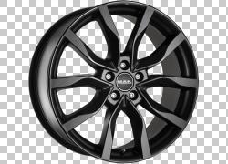 汽车OZ集团合金轮圈,mak PNG剪贴画汽车,车辆,运输,黑色,momo,rim