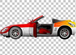 汽车PNG剪贴画汽车事故,敞篷车,老式汽车,汽车,生日快乐矢量图像,