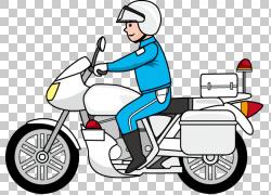 汽车警察摩托车警察,太空警察的PNG剪贴画自行车车架,自行车,运输
