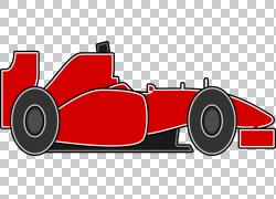 汽车Scuderia法拉利一级方程式赛车布加迪威龙,赛车PNG剪贴画汽车