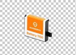 摩托车头盔Schuberth SMH10通信系统,汽车电池PNG剪贴画橙色,技术
