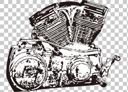 摩托车汽车,摩托车PNG剪贴画摩托车卡通,摩托车矢量,单色,汽车,摩