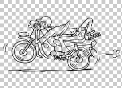 摩托车绘图卡通,摩托车卡通PNG剪贴画摩托车卡通,运输方式,摩托车