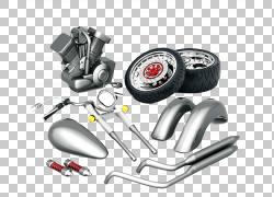 摩托车配件摩托车配件摩托车头盔本田,车轮配件PNG剪贴画汽车事故