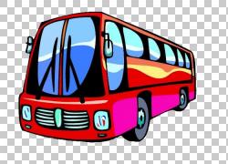 旅游巴士服务Greyhound Lines Travel Party巴士,巴士PNG剪贴画紧
