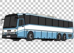 旅游巴士服务汽车公共交通商用车,汽车PNG剪贴画汽车,运输方式,公