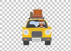 旅行度假,乘汽车PNG剪贴画汽车事故,汽车,生日快乐矢量图像,运输,