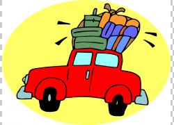 旅行度假内容,万事达卡的PNG剪贴画汽车,手提箱,车辆,公路旅行,旅