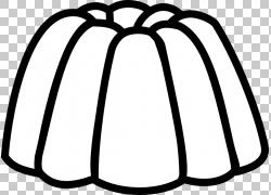 明胶甜点花生酱和果冻三明治橘子酱Gummi糖果,果冻的PNG剪贴画花