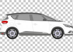 雷诺Scénic雷诺R-Space汽车雷诺风景IV,雷诺PNG剪贴画紧凑型汽车