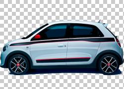 雷诺Twingo汽车日内瓦车展标致108,汽车PNG剪贴画紧凑型汽车,汽车