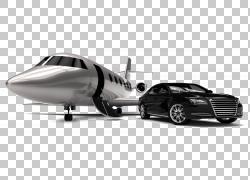 飞机3D渲染3D计算机图形学,飞机PNG剪贴画紧凑型车,3D计算机图形