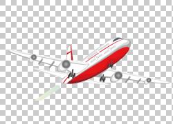飞机旅游班车服务,红色飞机PNG剪贴画一般航空,汽车租赁,运输,纸