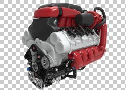 高压阀门发动机汽车Mercury Marine高架凸轮轴,红色浪漫主题PNG剪
