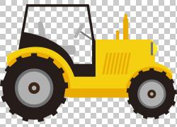 黄色路汽车PNG clipart汽车,车辆,运输,产品,控制,运输,监控,道路