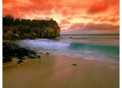 96587,地球,海滩,壁纸
