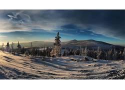96596,地球,冬天的,壁纸图片
