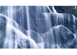 97059,地球,瀑布,瀑布,壁纸图片